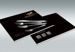 餐具企业-宣传设计
